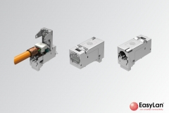 fixLink SL Keystone Kat.6A ISO IEC